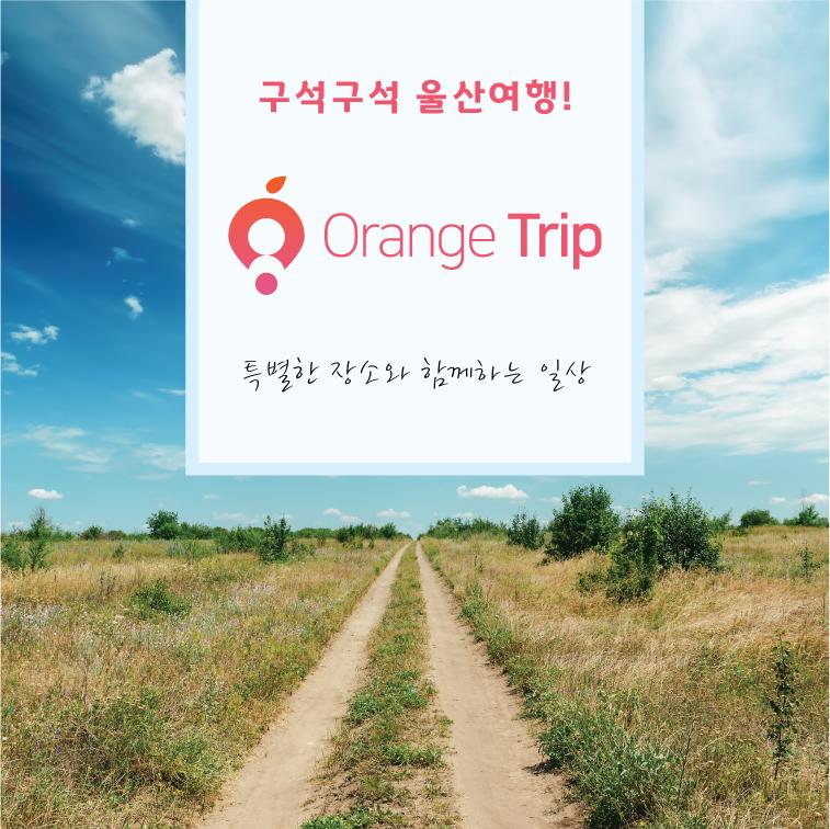 odpo5_여행코스를 추천하는 오렌지트립